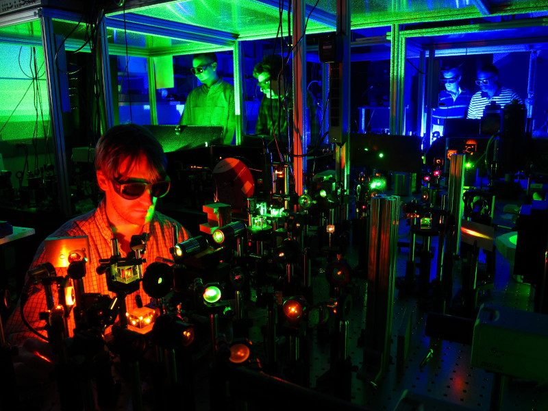 Strobel Laser Lab