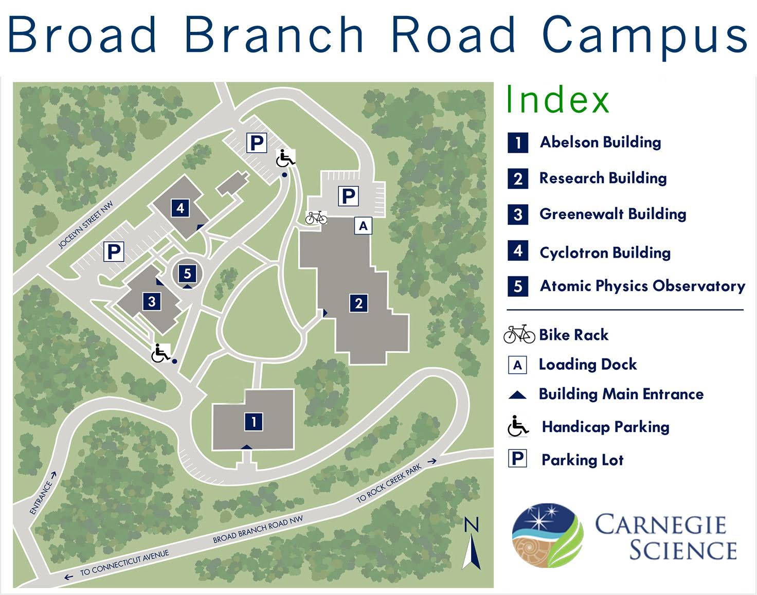 Campus Directions | DTM