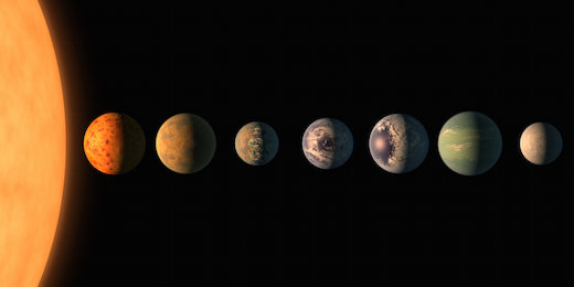 7 Planets