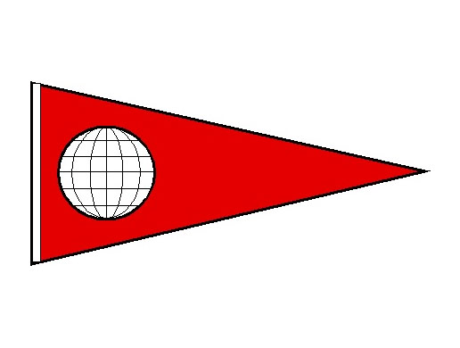 Carnegie ship flag