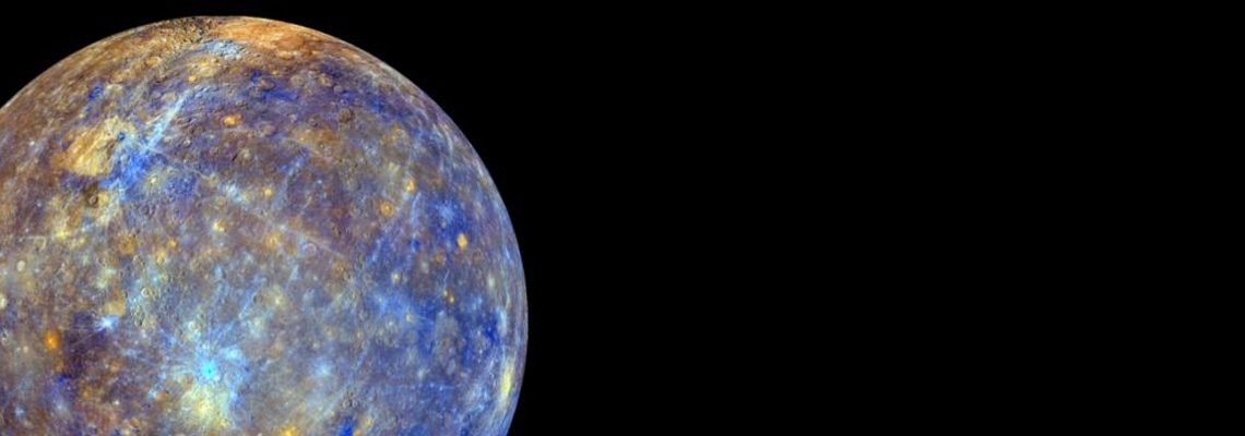 Mercury Mission Header
