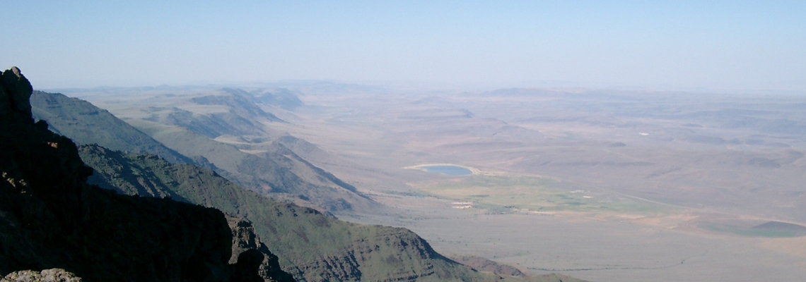 High Lave Planes of Eastern Oregon