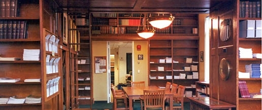 Abelson Reading Room