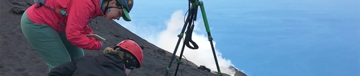 DTM Takes to Stromboli for Ambitious Volcanology Research