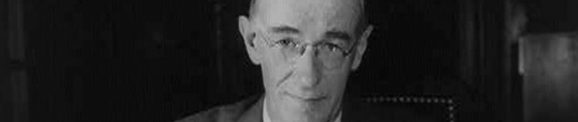 Dr. Vannevar Bush, President of Carnegie Science and  Chief of Scientific Research and Development, Office of Production Management