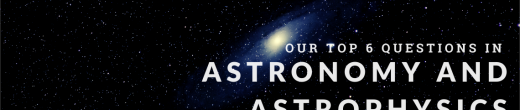 A closer look at astronomy and astrophysics