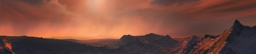 Cold Super-Earth Found Orbiting Second-Closest Star System to our Own