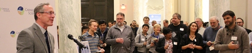 12th Carnegie AGU Reception