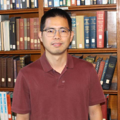Postdoctoral Fellow Kai Luo
