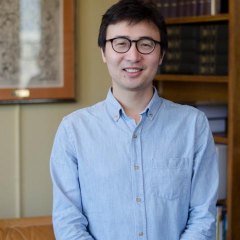 Postdoctoral Fellow Li Zhu