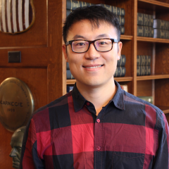 Postdoctoral Fellow Yanhao Lin