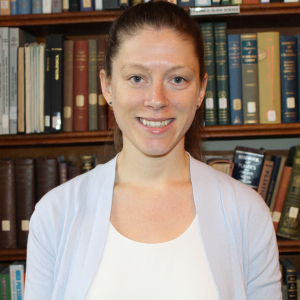 Staff Scientist Sally June Tracy