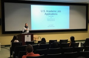 U.S. Academic Job Applications