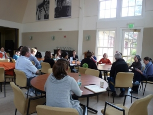 Roundtable Discussion on Writing Job Applications